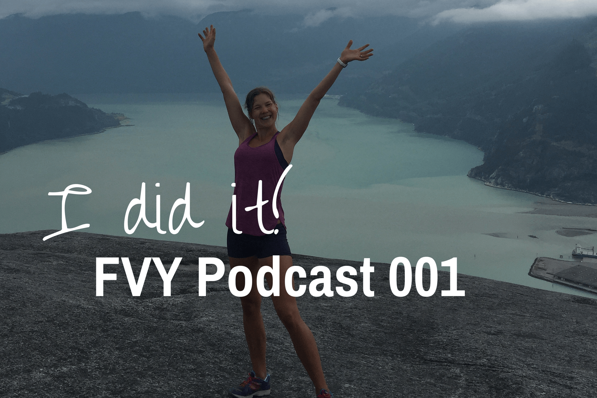 FVY 001: Welcome to the Fit and Vibrant You Podcast