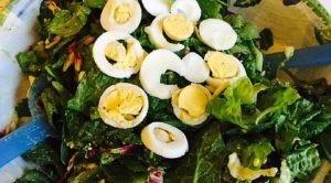 Egg & Avocado Salad