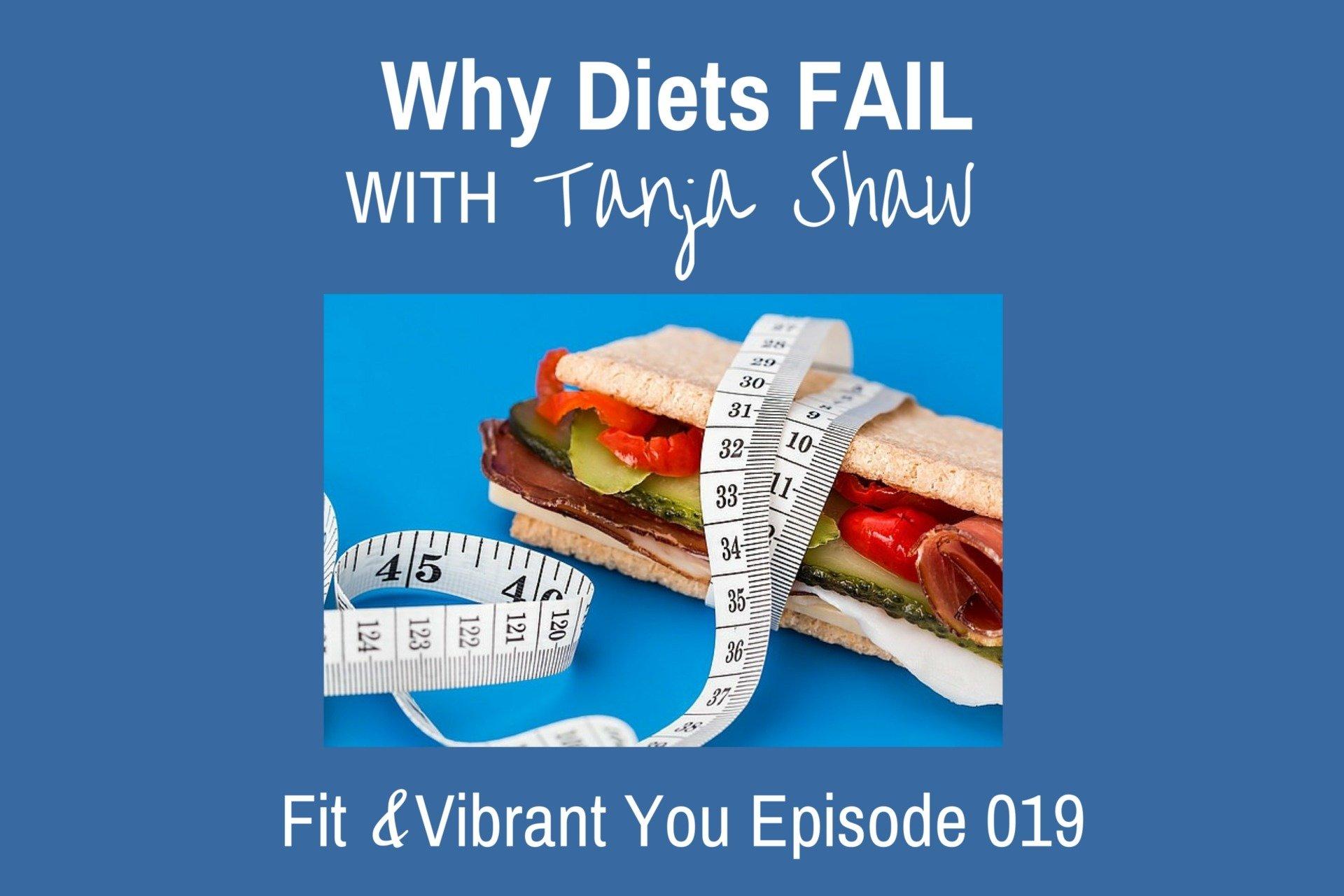 FVY 019: Why Diets FAIL