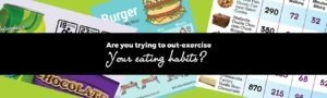 Are you trying to out-exercise your eating habits?