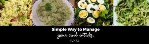 FVY 54: Simple Ways to Manage your Carb Intake