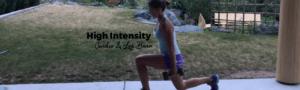 High Intensity Cardio & Leg Burn Workout