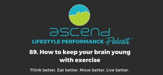 How to keep your brain young with exercise (89)