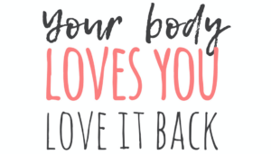 How To Love Your Body: FVY150