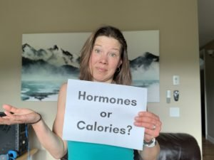 Is Weight Loss About Calories or Hormones? (FVY 181)
