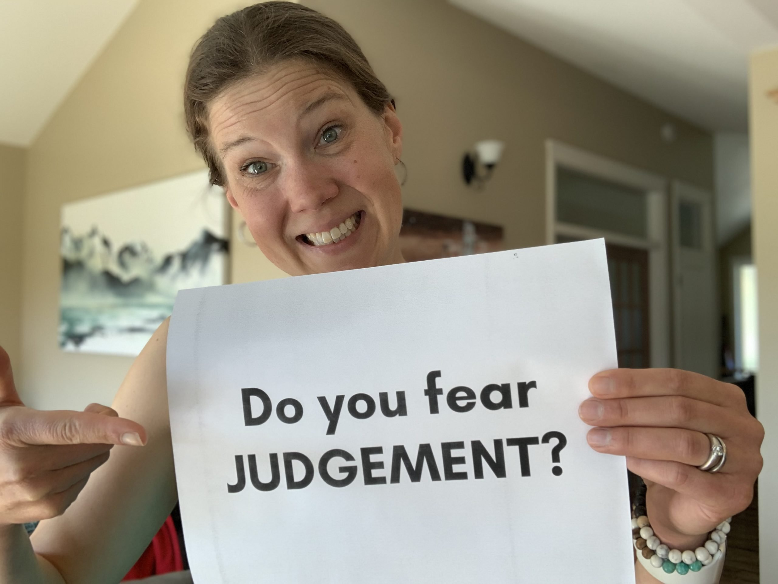 Is Your Fear of Judgement Keeping You Stuck? (FVY 182)