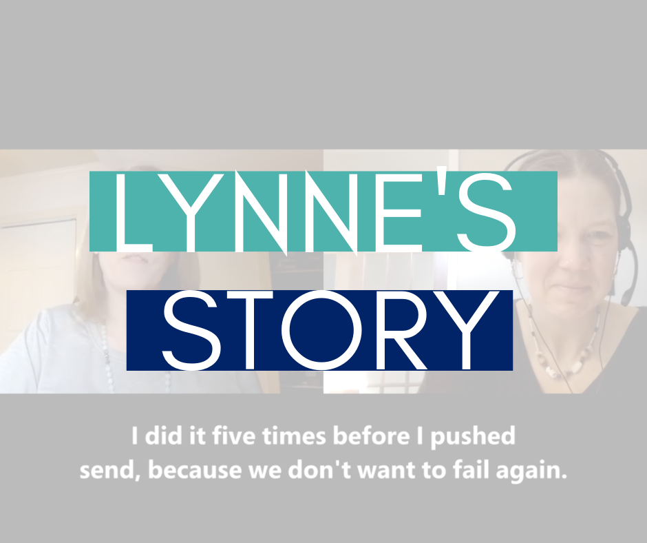 I Want to LIVE My Life: Lynne's Story