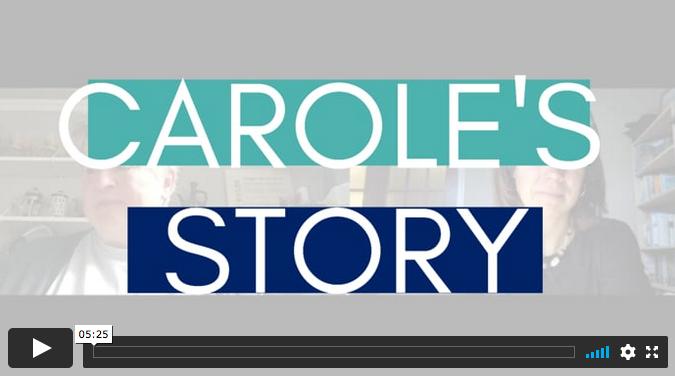 Carole's Story